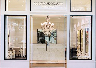 Glnrose beauty gallery frontage