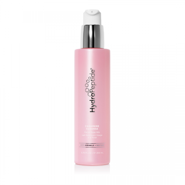 Hydropeptide Cashmere Cleanse Facial Rose Milk 200ml